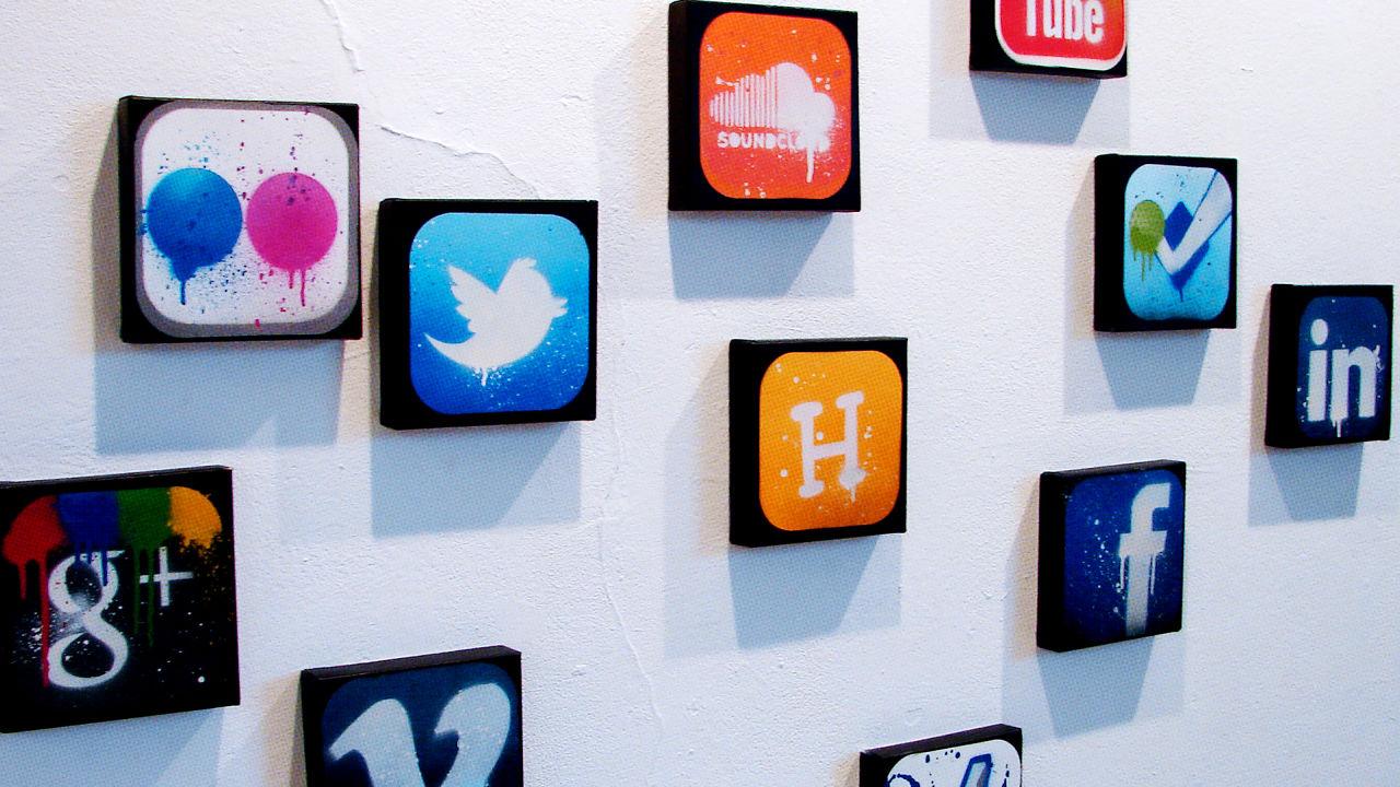 Sociale media en kunst